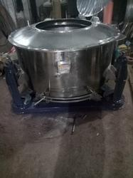 Stainless Steel Industrial Centrifuge Machine
