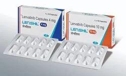 LENSHIL / Lenvatinib Capsules 4 mg and 10 mg