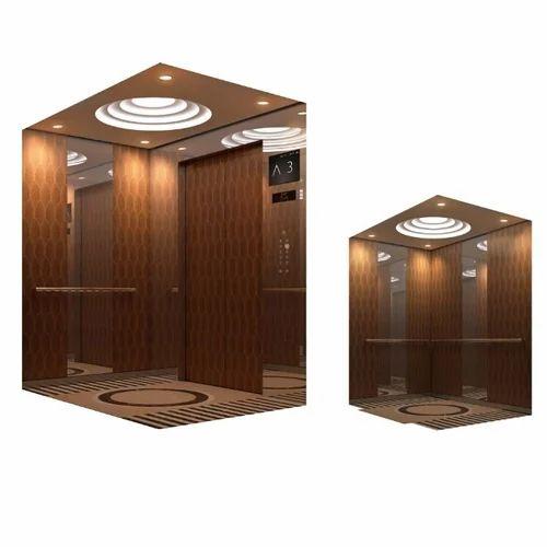 Mitsubishi 750 Kg 2 0 m/Sec NexWay Elevators - Mitsubishi