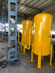 MS Air Receiver Tank, Volume/Capacity: 500l To 50000l