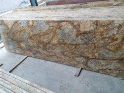 Gold Granite Polished, Thickness: 20-25 mm