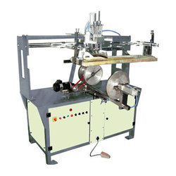 10 Hp Polished Semi Automatic Screen Printing Machine, 320 V, Capacity: 2000 Impression Per Hour
