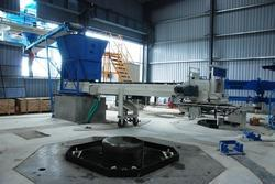 GCI Automatic Cement Pipe Making Machine