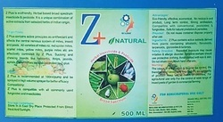 Z Plus Natural - Insecticides