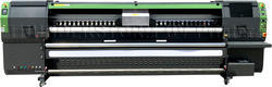 UV Roll-to-Roll Printer, Capacity: 28 squ/hr