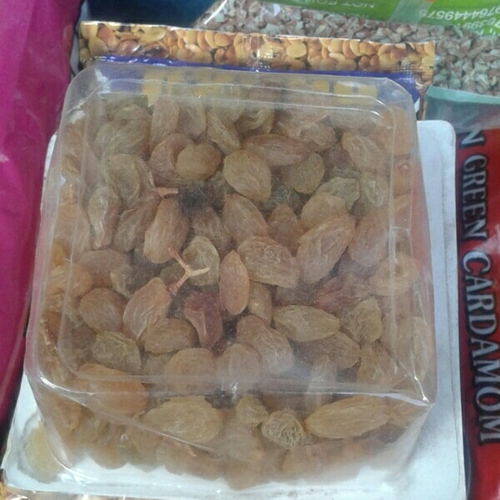 Transparent Kishmish Packing Punnets, Capacity: 100 Gm / 200 Gm, Packing Size: 200 Gm