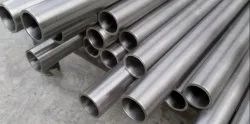 Silver Alloy Steel Seamless Pipe