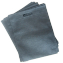 Grey Plain D Cut Non Woven Bag