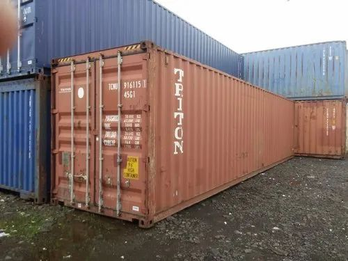 Mild Steel Shipping Container