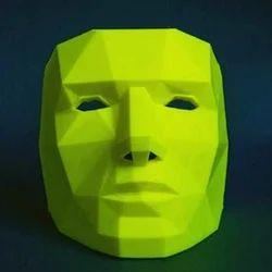 Face Shape 3D Modelling Service