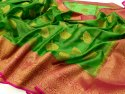 Banarasi Organza Silk Saree