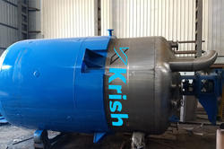 Used SS Reactor, Capacity: 0.5 KL to 30 KL