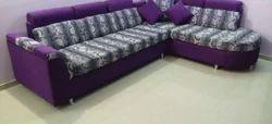 L Corner Sofa Set