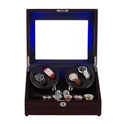 Medetai Luxuries Watch Winder with LED Light 4.6