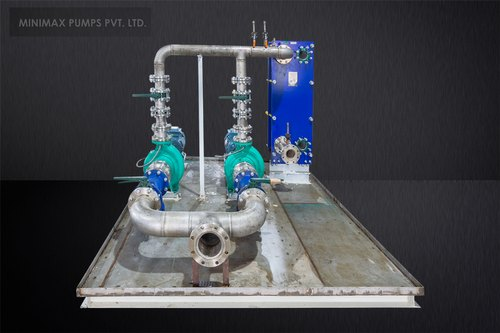 Heat Exchanger Dosing Skid