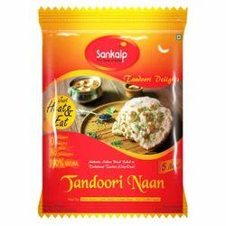 Sankalp Frozen Tandoori Naan, Packaging Type: Packet