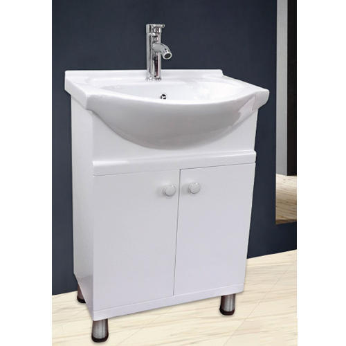 Light And Blue 22 Inch Pvc Home Bathroom Vanities Size