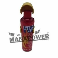 500 Ml Eco Friendly MANXPOWER Fire Stop Fire Extinguisher Spray