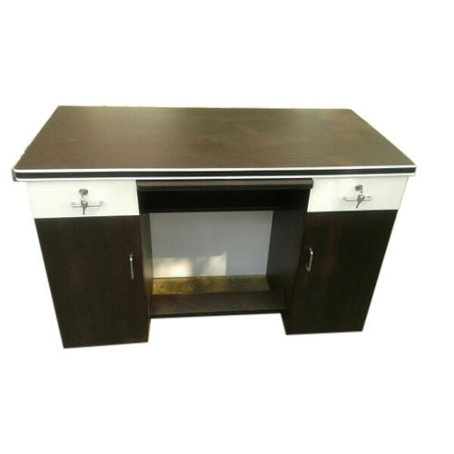 Rectangular Wooden Office Table Size Feet Feet Rs - 4 feet office table