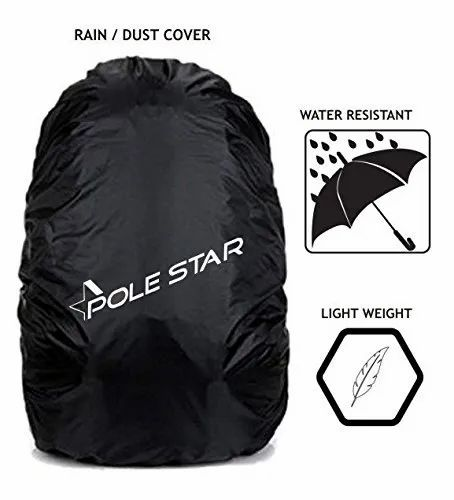 Pole Star Rain Cover With  Drawstring Bag