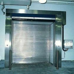 Stainless Steel Combination Rolling Shutter
