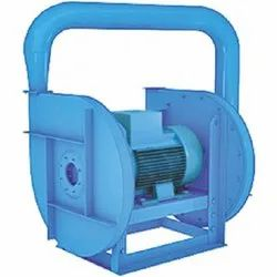 Floor Mounted Fan 1200 Mm Wc To 2800 Mm Wc Degatech High Pressure Double Stage Blower, For Industrial