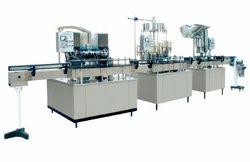 Linear Bottle Filling Machines