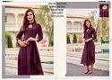 Rachna Art Silk Pattern Cut Work Catalog Kurti for Women 6