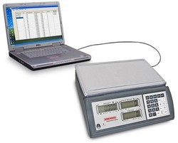 Computerized Weighing System