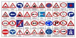 3M Retro Reflective Traffic Signs Boards