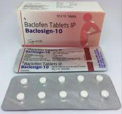 Baclosign 10mg