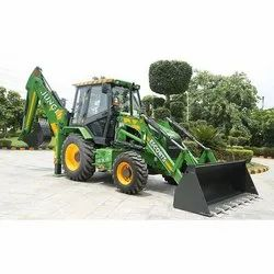 Backhoe Loader Junglee