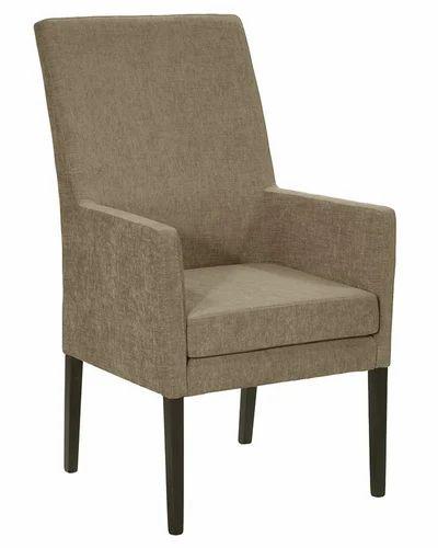 Light Brown Wood Fine Dine Restaurant Chair, Rs 5850