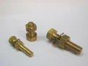 Brass Hex Nut Bolt Washers-2