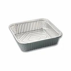 520 Ml Aluminium Food Containers