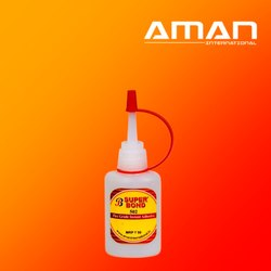 Super Bond Ethyl-cyanoacrylate Liquid Glue, Packaging Size: 10 Ml To 100 Ml, Packaging Type: Bottle