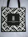 Jute Bag with Luxury Handle