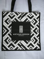 Jute Bag with Luxury Handle