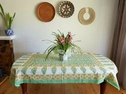 Cotton Printed Table Cover in Jaipur