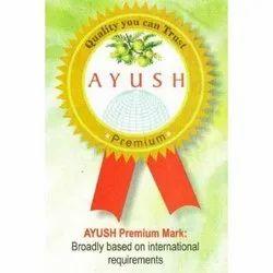 Ayush Mark Certification Service