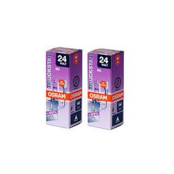 Osram 24v 70w H3 Lamps