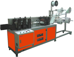 Semi Automatic N95 Mask Apron Making Machine