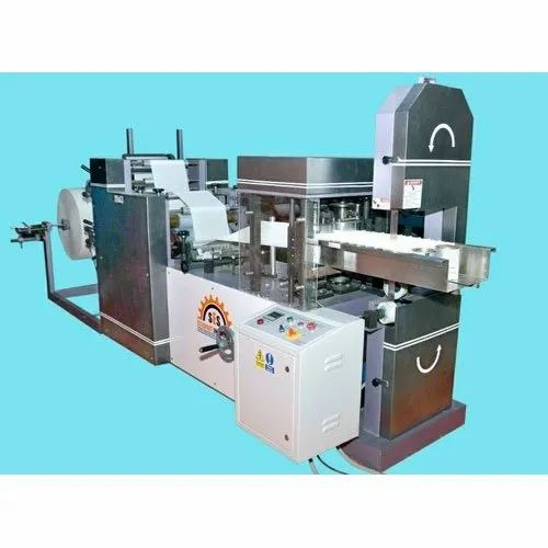 Horizontal Tissue Paper Making Machine