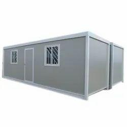 FRP Prefab PUF Cabins