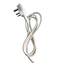 White Copper 6a Three Pine Power Core Cable, Packing: Box