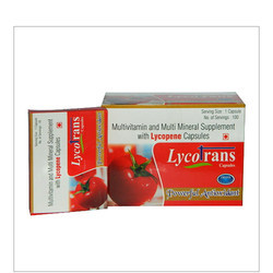 Multivitamin and Multi Mineral Supplement with Lycopene Capsules, Packaging Type: Blister