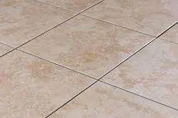 Ceramic Bathroom Floor Tiles, 10-15 Mm