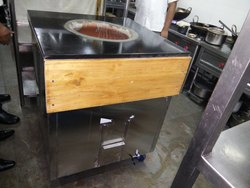 Tandoor Roti Oven Charcoal Operated