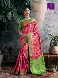 Sangrila Sobhagya Series 5051-5056 Stylish Party Wear Pure Silk Saree