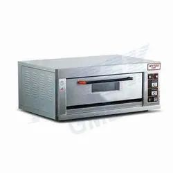 Single Deck With Single Tray Electric Oven